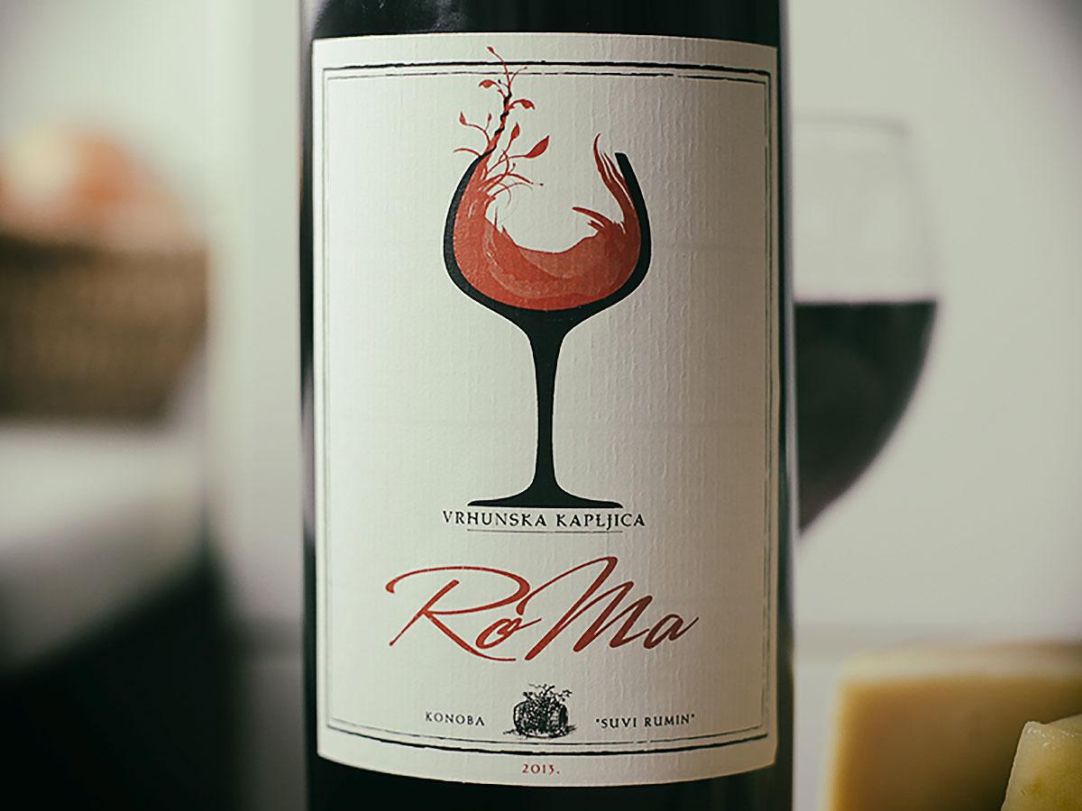 Wine label ©Marko Nakić